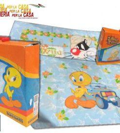 Bassetti Looney Tunes Lenzuola Copriletto.Biancheria Bassetti In Vendita On Line Lenzuola Trapunte Copripiumini