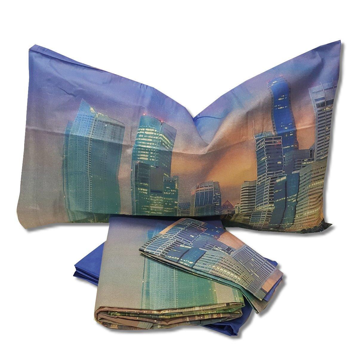 Completo letto matrimoniale singapore bassetti gps - Outlet piumini letto ...