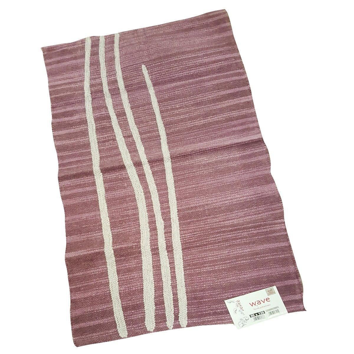 Tappeto bagno in puro cotone disponibile in vari colori - Tappeto bagno viola ...